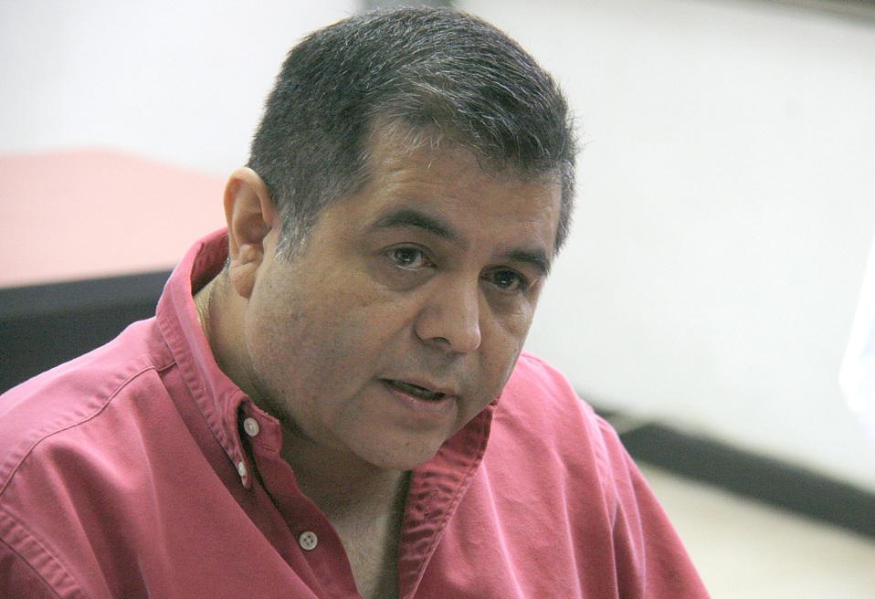 La administración nacional deja mucho que desear; Eduardo Olmos