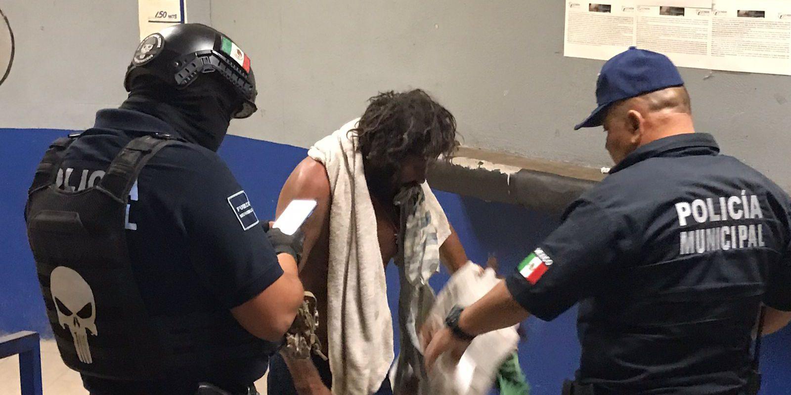 El Morin cliente recurrente de las celdas municipales de Monclova
