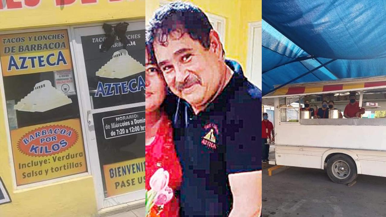 No podemos seguir sin él: conmociona muerte de 'El Chuy', taquero de Monclova