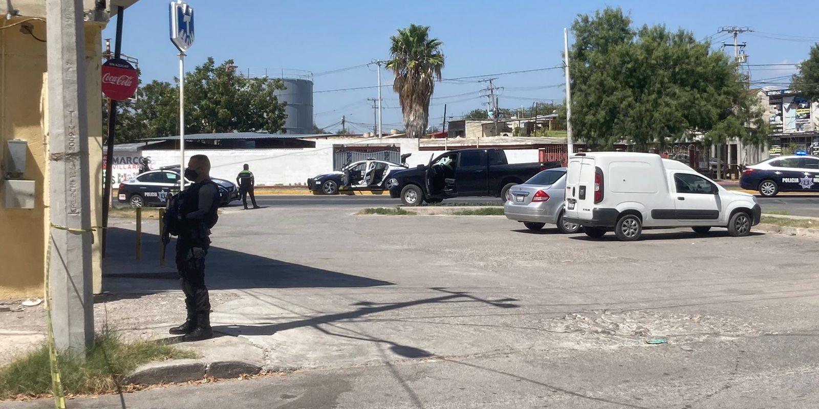 Participaron en la agresión a balazos al tránsito Marco Antonio Torres.