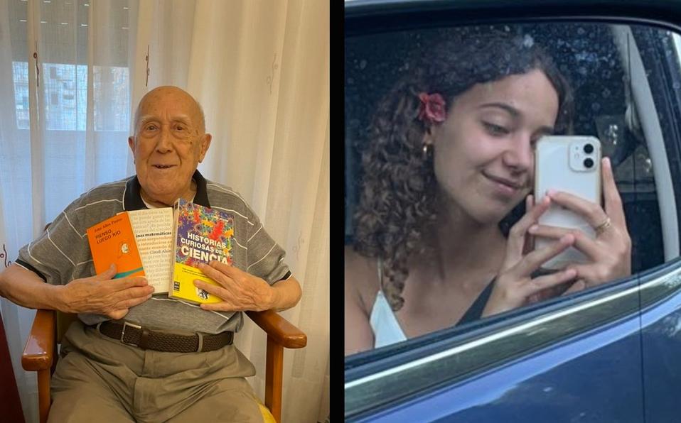 El mejor: joven recibió un regalo de su abuelito muerto en su cumpleaños, se volvió viral