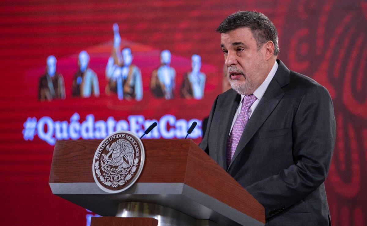 Julio Scherer Ibarra deja su cargo como Consejero Jurídico de la Presidencia