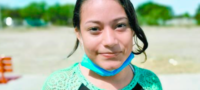 Celebrarán XV años de Karla en Acuña: cumplen sueño de migrante hondureña en Coahuila