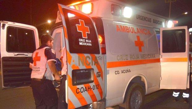 Al borde de la muerte 2 hermanitos en Coahuila: migrantes deshidratados son rescatados