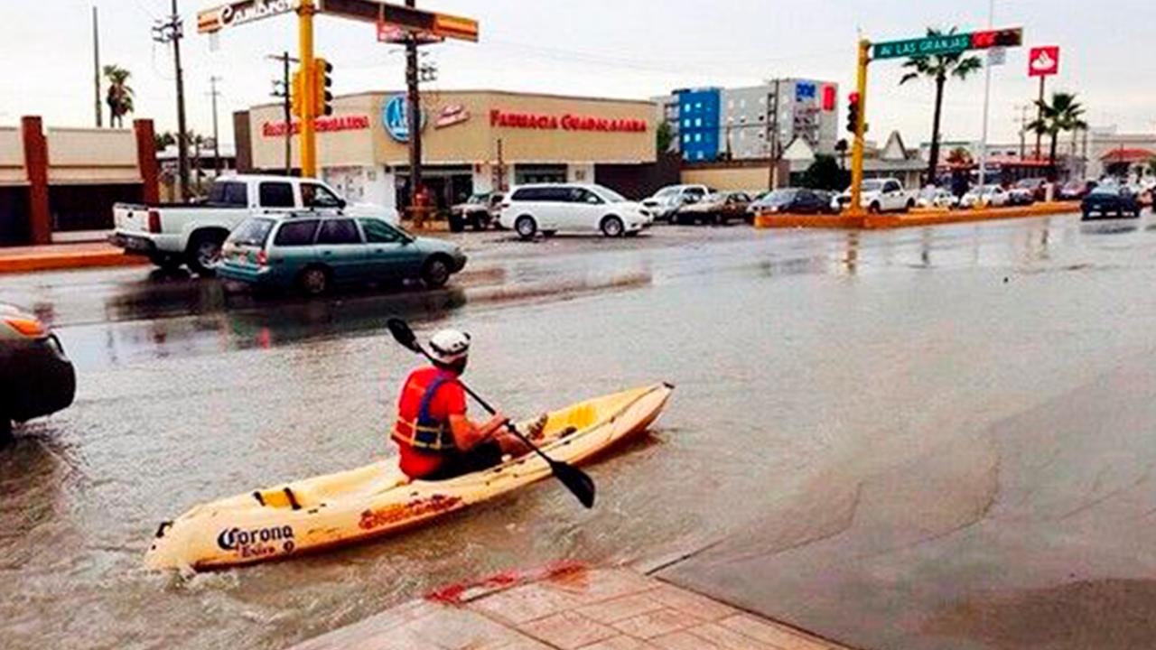 Frente Frío núm. 2 llegará a Coahuila: SMN pronostica intensas lluvias y tornados para el Estado