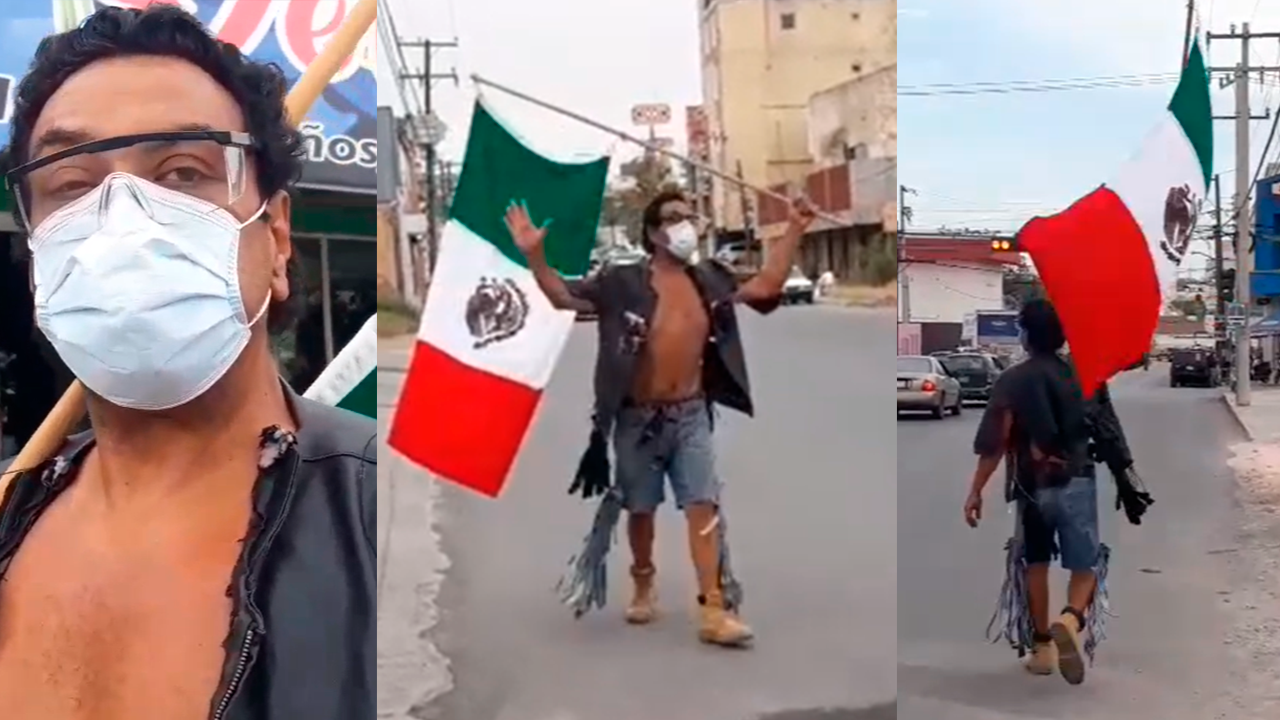 ¡Viva México, cabron*s!: Lord Patria invita a ciudadanos a su marcha en Monclova