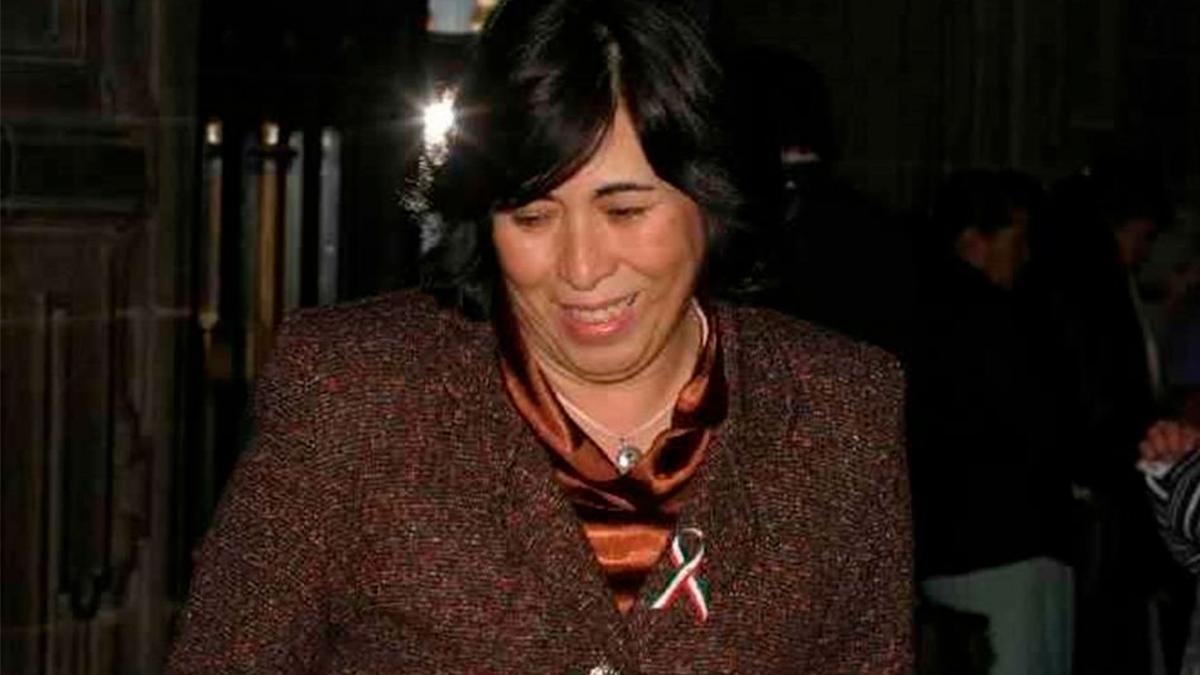 María Estela Ríos sustituirá a Julio Scherer como Consejera Jurídica de la Presidencia