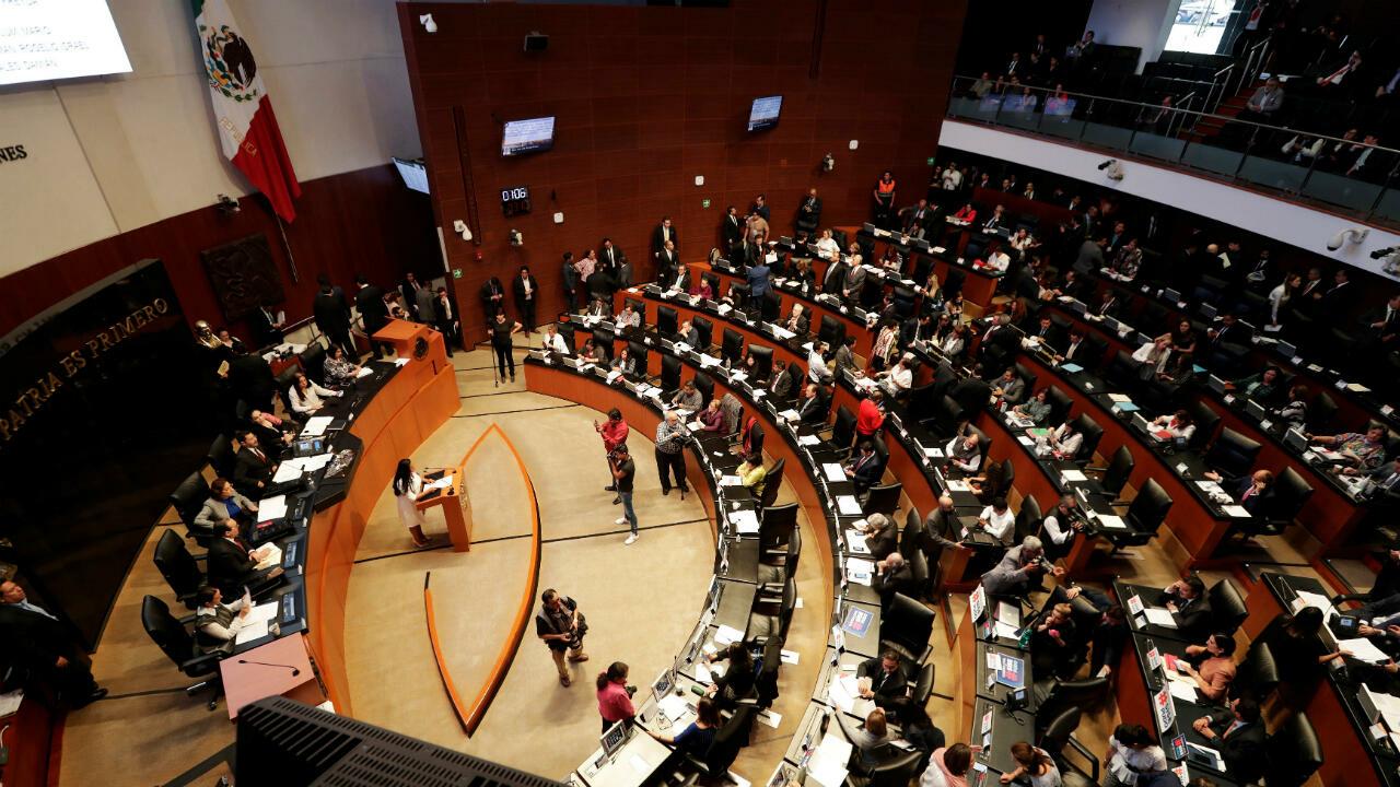 Ley de Juicio Político es avalada por diputados