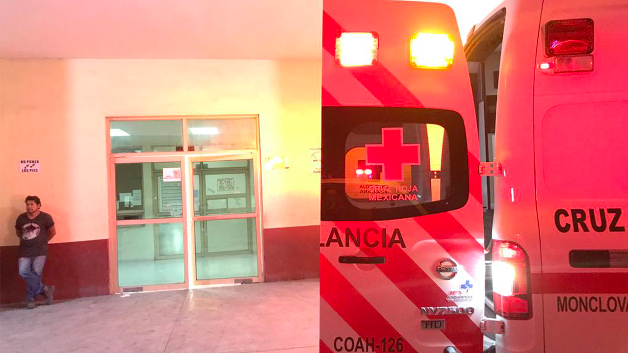 Peleó por el amor de una mujer: entre 5, mandan a un hombre al hospital en Monclova