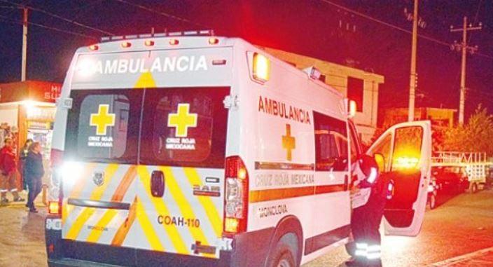 Ebrio atropelló a abuelito en Monclova; intentó fugarse pero vecinos lo atraparon