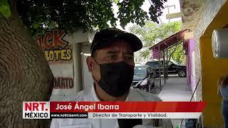 Retoman operativos de vigilancia en taxis de ciudad Frontera