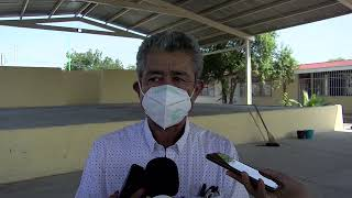 Se reintegra maestra contagia de COVID en la escuela Ferrocarrileros de Frontera
