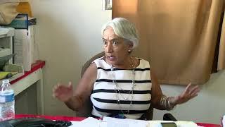 Denuncia Guadalupe Maltos cortes de suministro de agua arbitrarios en Frontera