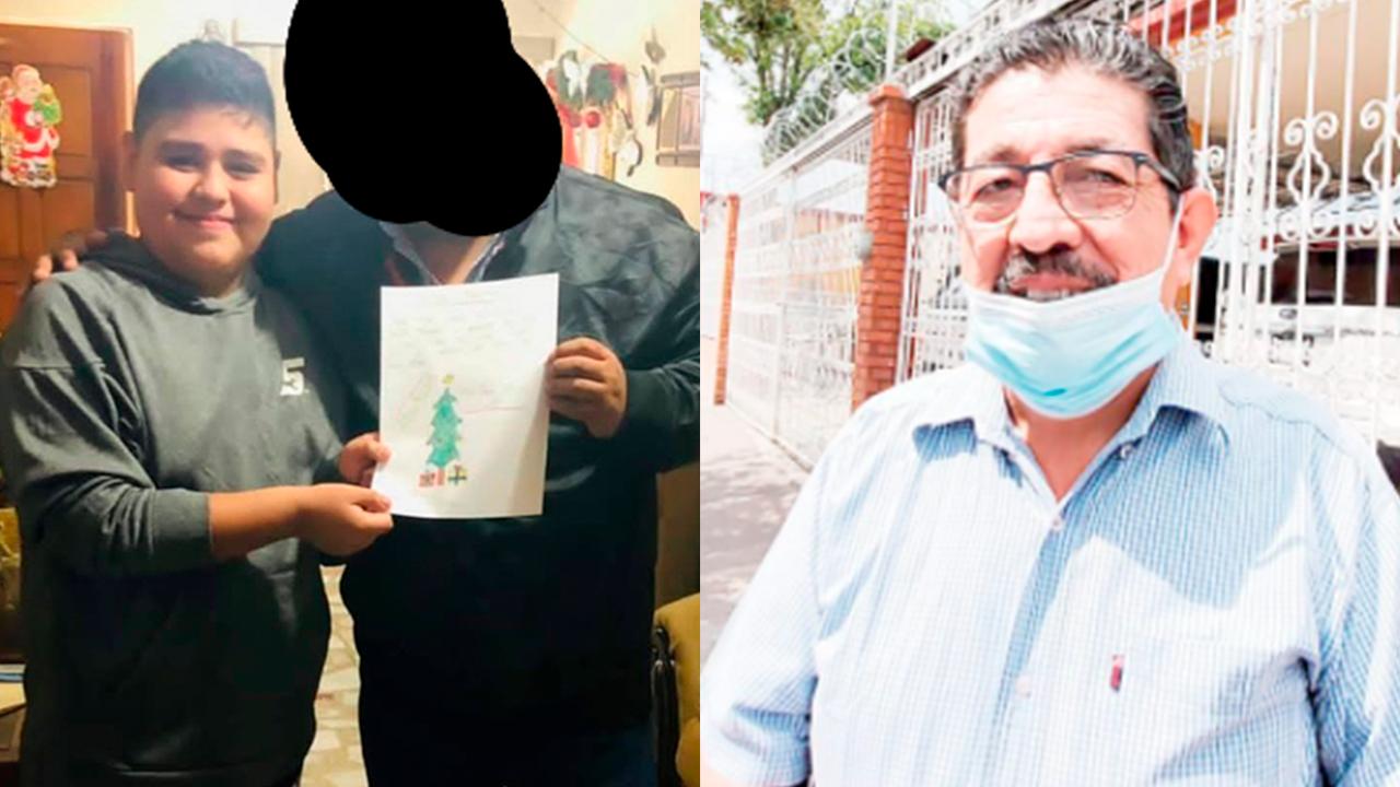 Fue una llamada de auxilio: abuelitos revelan que Braulio vivía infierno en Sabinas