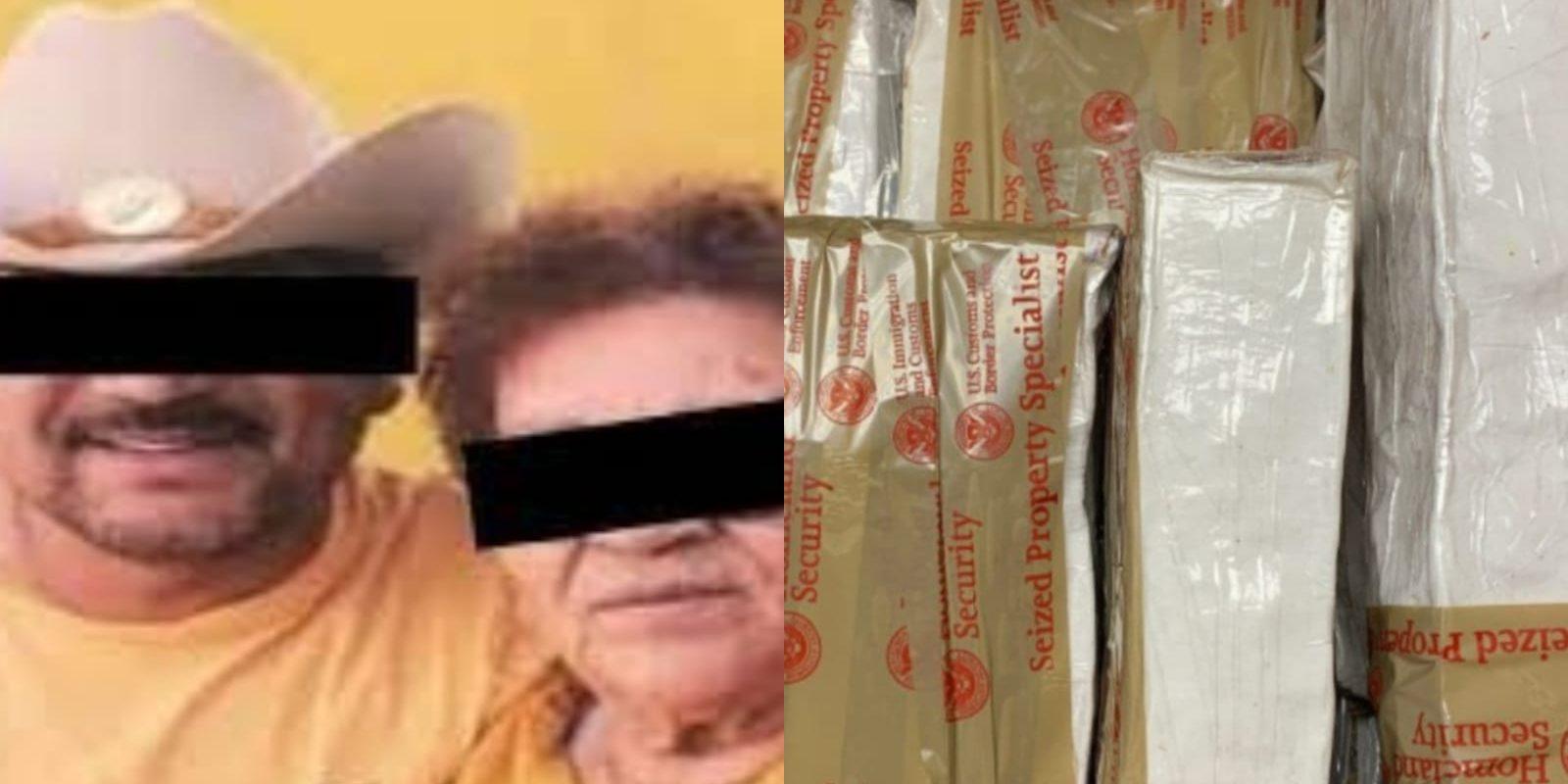 Doña Ofelia fue liberada; intentó ingresar a Estados Unidos con un cargamento de droga