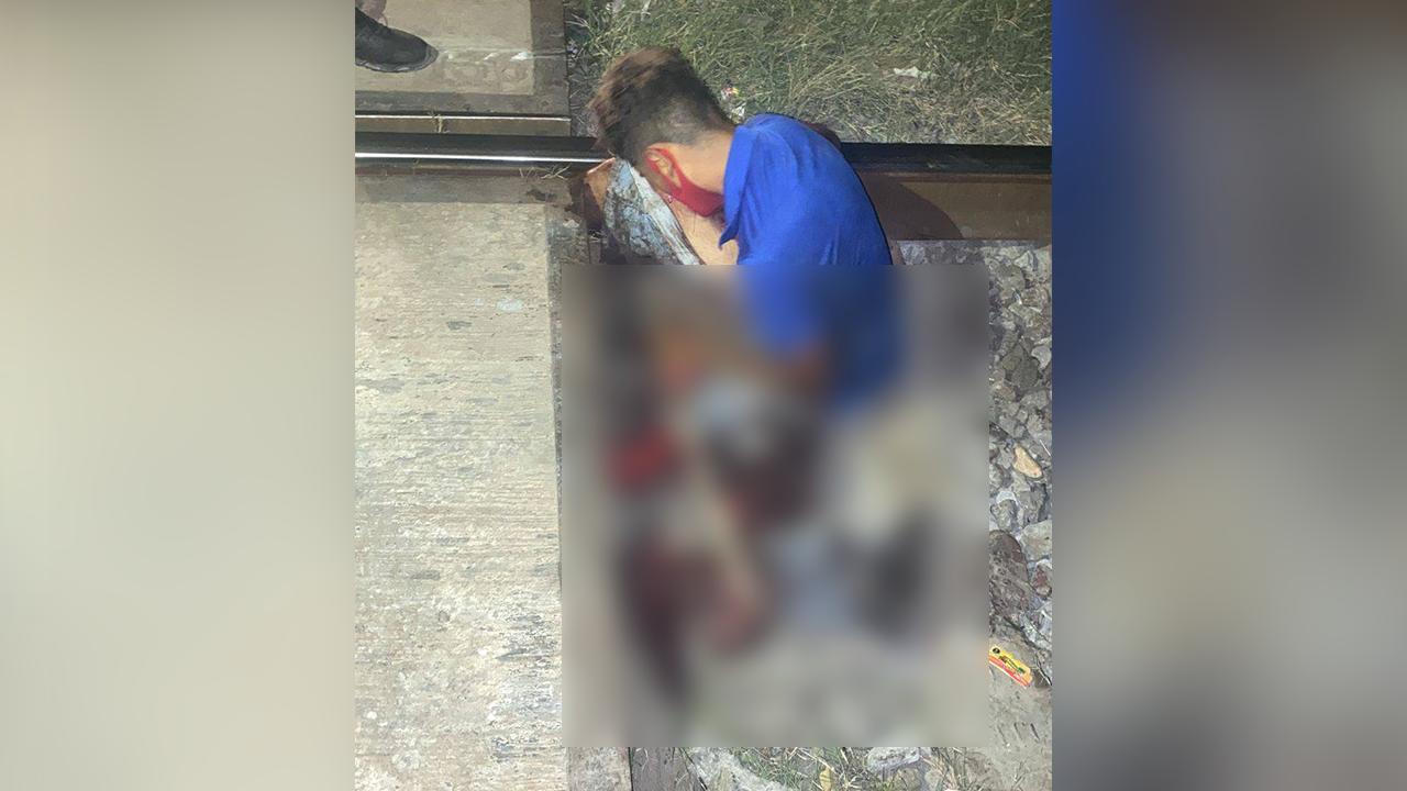 Tren le destroza la vida a joven migrante en PN: le amputó sus piernas tras arrollarlo