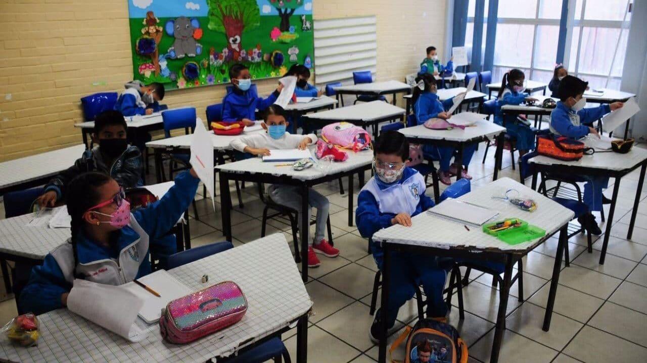 Solo dos planteles educativos han suspendido clases presenciales en Coahuila