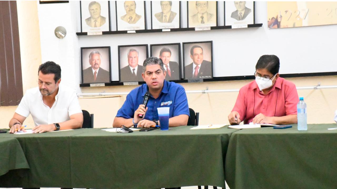 ´Con seguridad en Monclova se ha garantizado la tranquilidad, en los últimos cuatro años´ Alfredo Paredes López