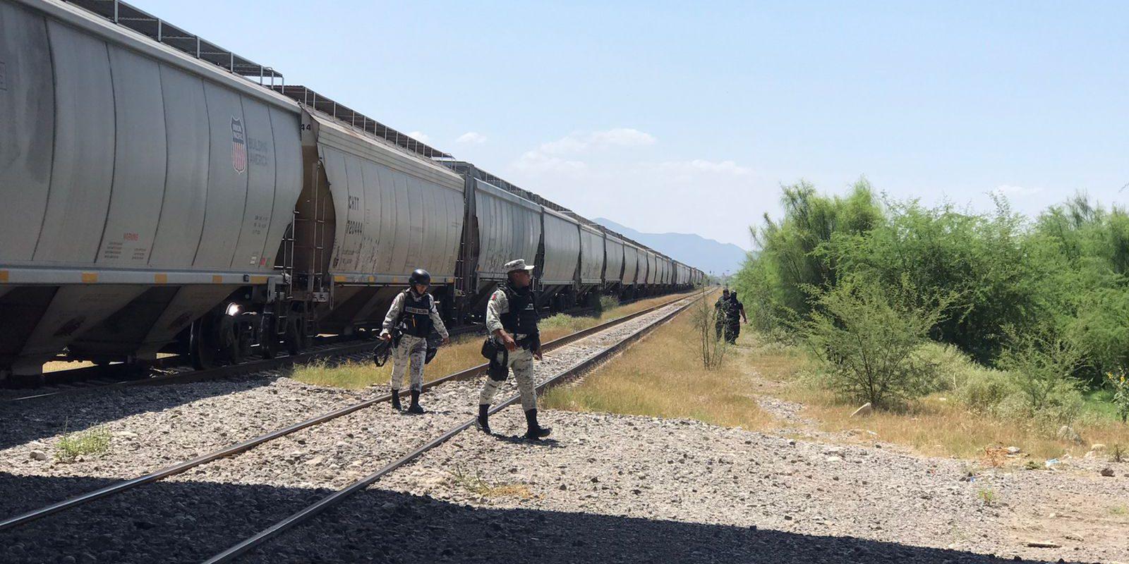 Encuentran sin vida cerca de las vías del ferrocarril a adulto mayor desaparecido en Monclova