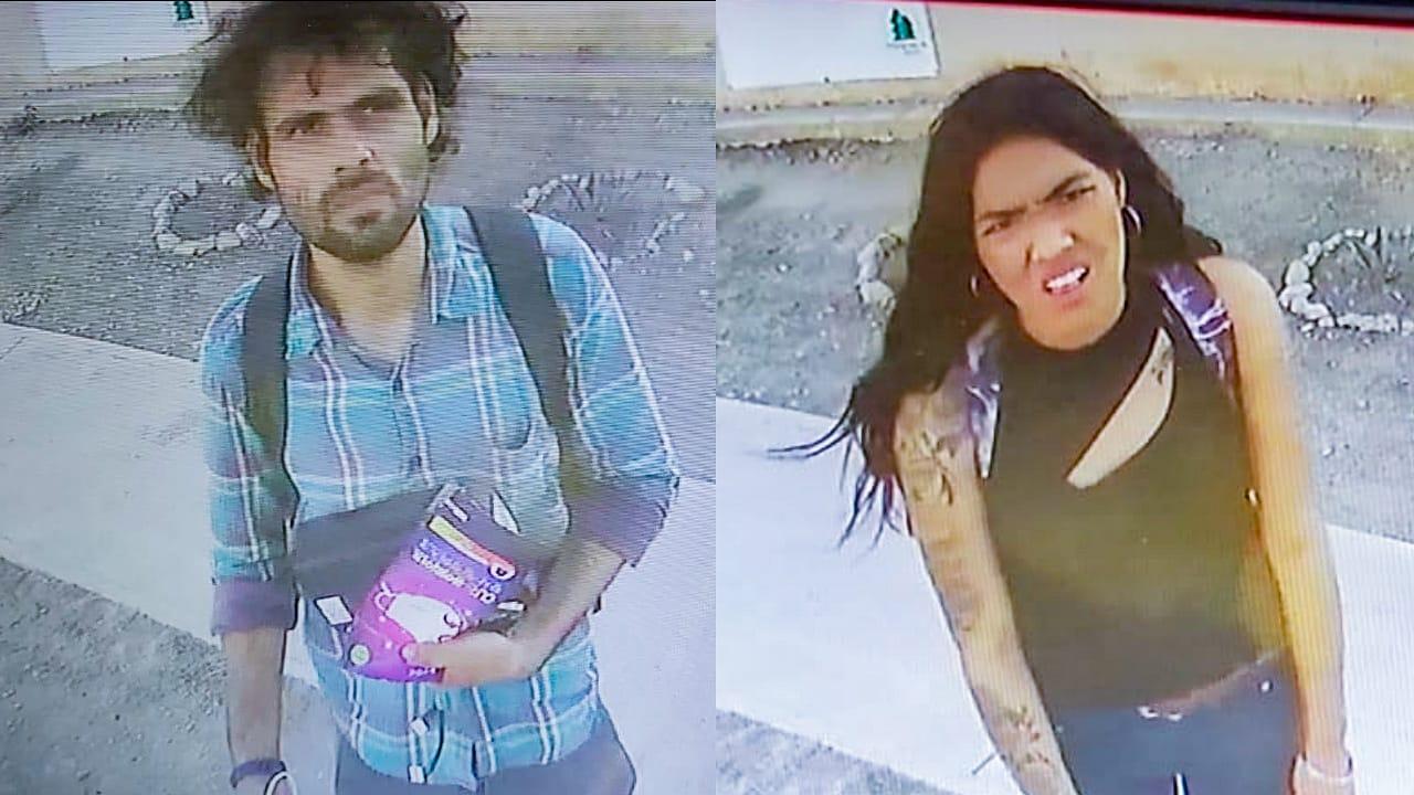 Alertan a habitantes de Ramos Arizpe por el par de ladrones.
