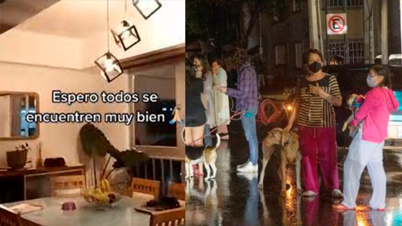 ¡Terremoto hijo de su frutísima madr*!: niño se vuelve viral en Tik Tok tras sismo de la CDMX