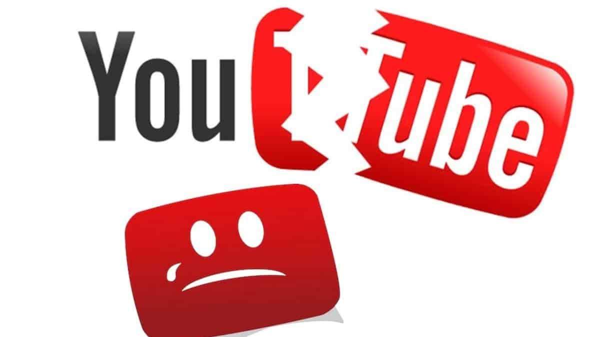 ¡Otro grande que cae! Internautas colapsan, reportan fallas en Youtube