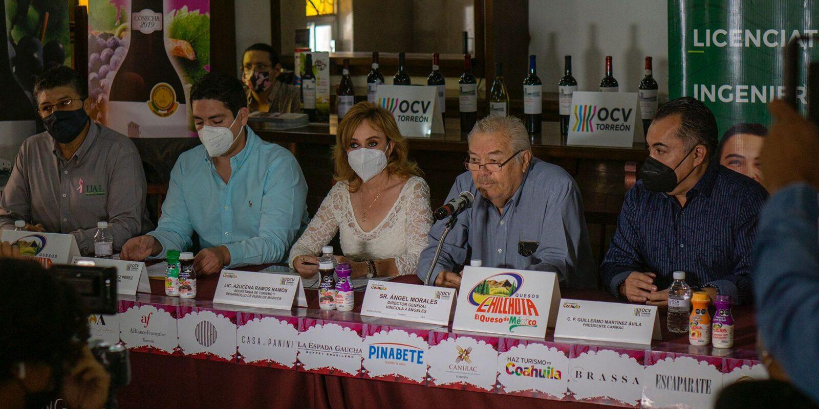 Coahuila, reconocido por sus vinos a nivel nacional
