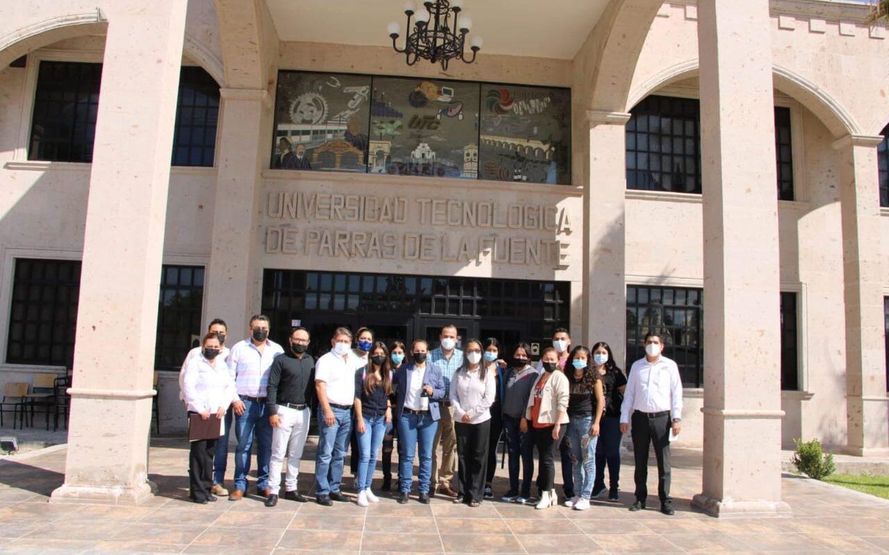 Firman instituto del deporte de Coahuila y UTP convenio de colaboración mutua
