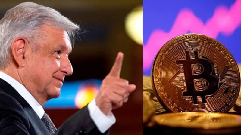 ¿4T utilizará el bitcoin como moneda ? Esto respondió AMLO