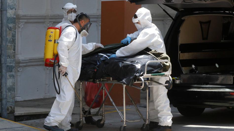México reporta 790 muertos y siete mil 682 casos