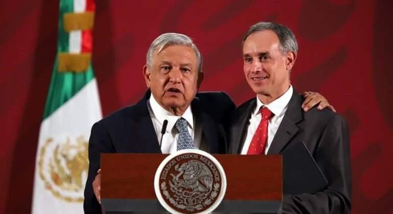 AMLO defiende a López-Gatell de los 'adversarios': 'Creían que iban a poder ningunear y no pudieron'
