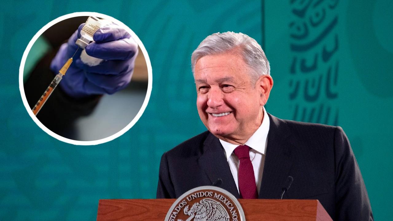 AMLO destina 180 mdp para la investigación de 'Patria', la vacuna mexicana contra el COVID-19