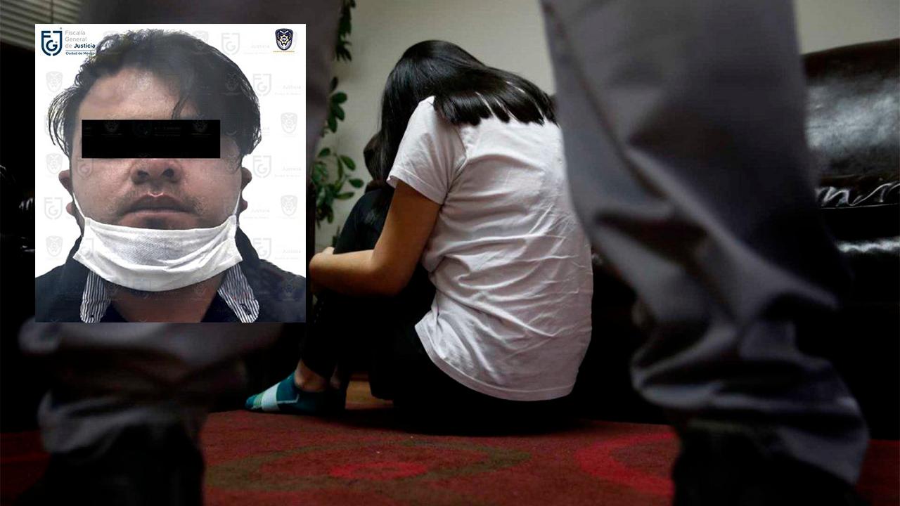 Alejandro abusó de su hijastra, de 12 años: La obligaba a usar pastillas anticonceptivas