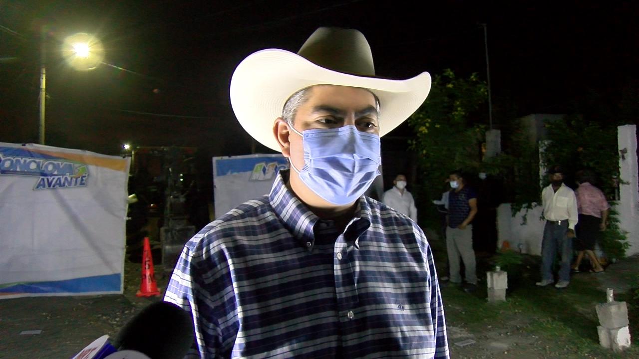De 23 hospitalizados por COVID-19 en Monclova ninguno estaba vacunado: Alfredo Paredes