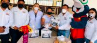 Apadrina la CROC a egresadas del ICATEC: impulsan a emprendedoras en Frontera