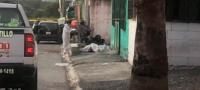 Muere joven padre al lado de su hijo de 11 años en Saltillo: se volcaron en su cuatrimoto