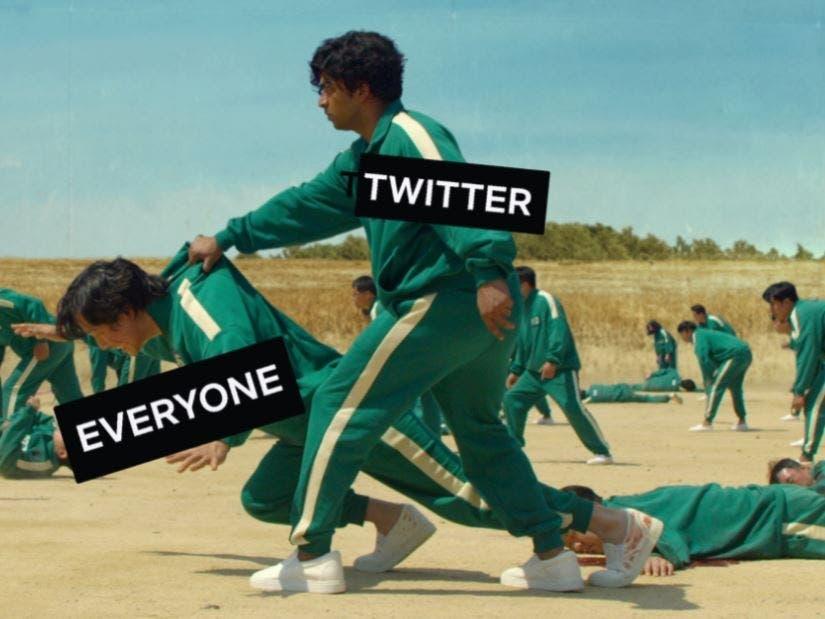 Caída global de redes sociales: Netflix comparte meme de