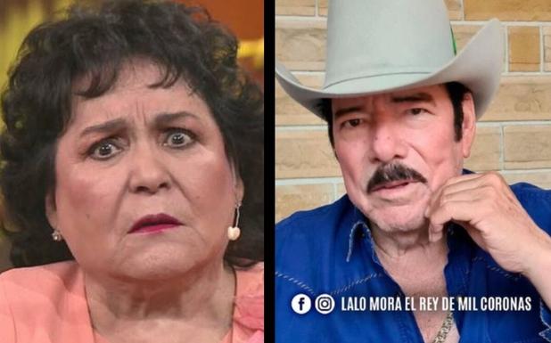 '¡Cochino mugroso!': Carmen Salinas explota contra 'El Rey de Mil Coronas' por acosar a sus fans