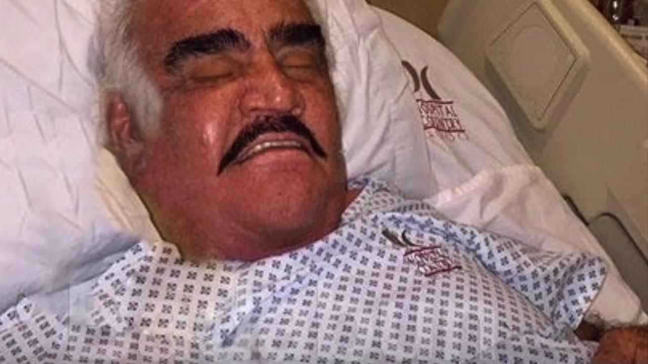 ¿Chente Fernández va de mal en peor? Esto dicen los médicos de la salud de 'El Charro de Huentitán'