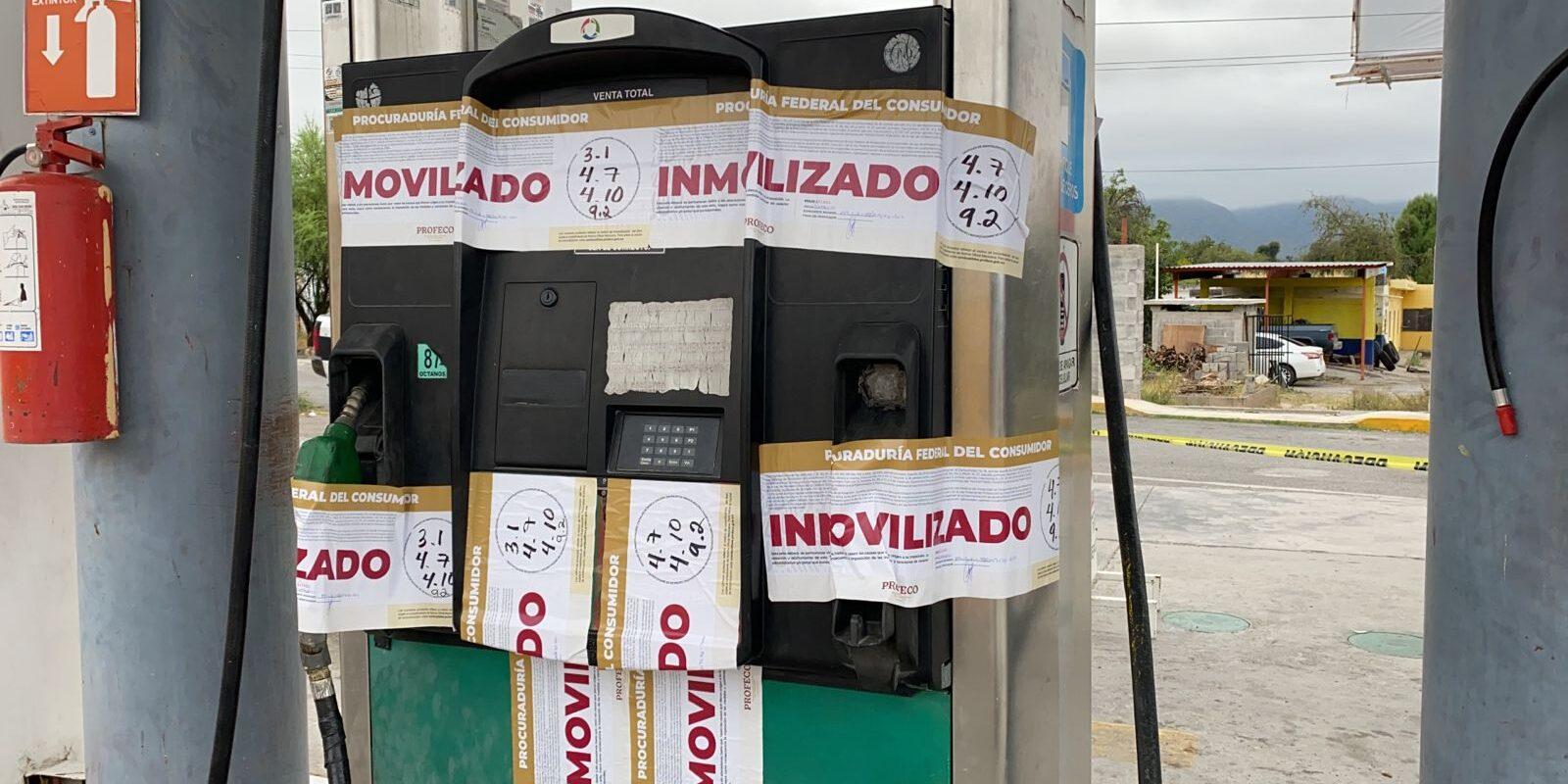 Clausura FGR y Profeco polémica gasolinera propiedad de esposa de ex alcalde de Sacramento