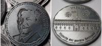 ¿Cuánto pagarías? Empresa acuñadora lanza moneda con el rostro de AMLO; celebran sus 3 años de Gobierno