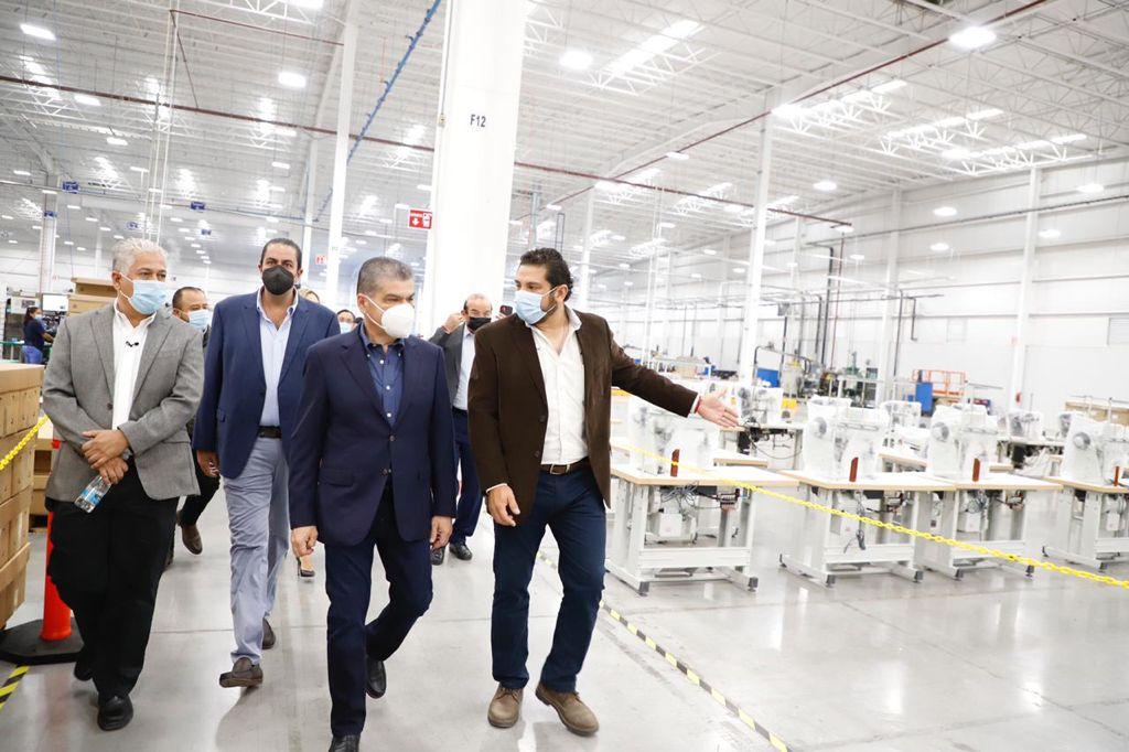 Inaugura MARS dos plantas industriales del campus Daimay, en Ramos Arizpe