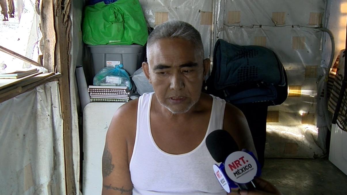 A la deriva y sin otra salida José Luis Nájera, pide ayuda para poder sobrevivir
