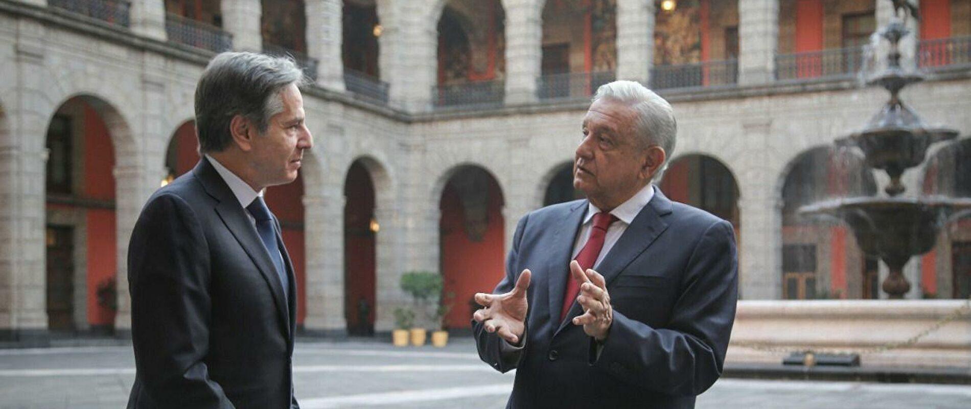Diálogo de Alto Nivel de Seguridad entre México y EE.UU será respetuoso: López Obrador