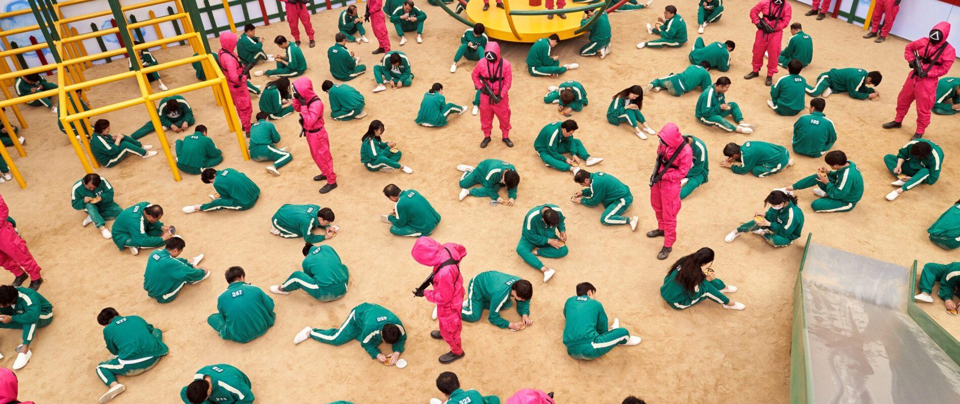 ¿'El Juego del Calamar' deja atrás la ficción? La serie surcoreana podría ser una realidad