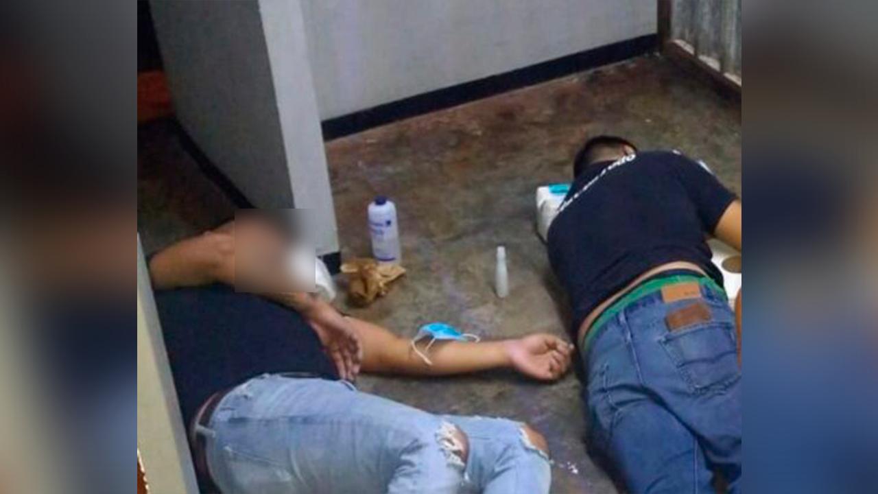 Empleados sufrieron sobredosis al interior del Bar Cervecería; molieron pastillas de Tramadol