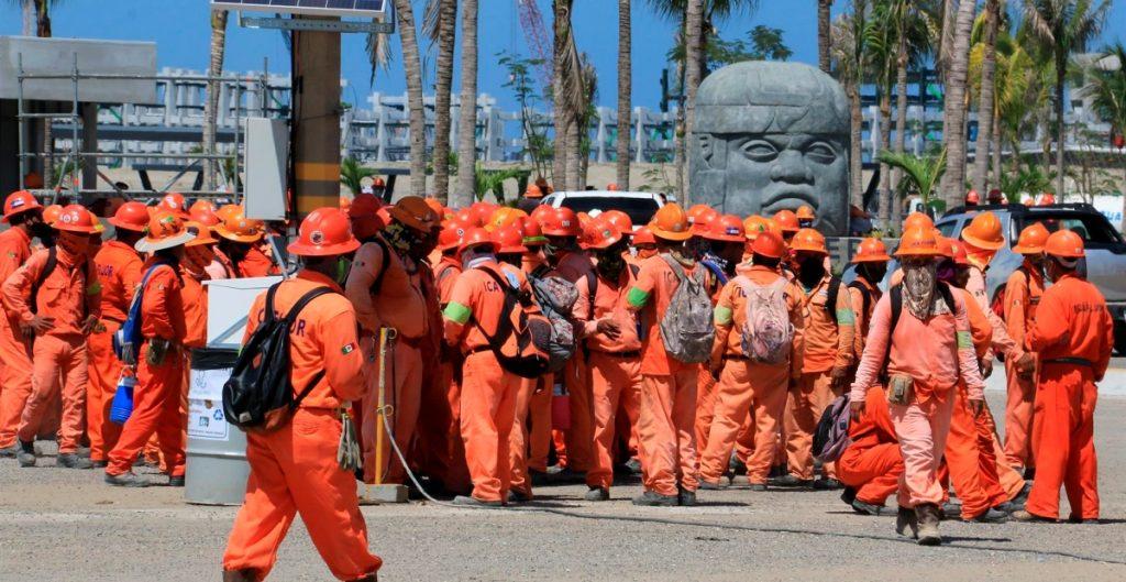 En honor a la 'cultura madre', AMLO llamará 'Olmeca' a la refinería de Dos Bocas; estará lista en julio de 2022
