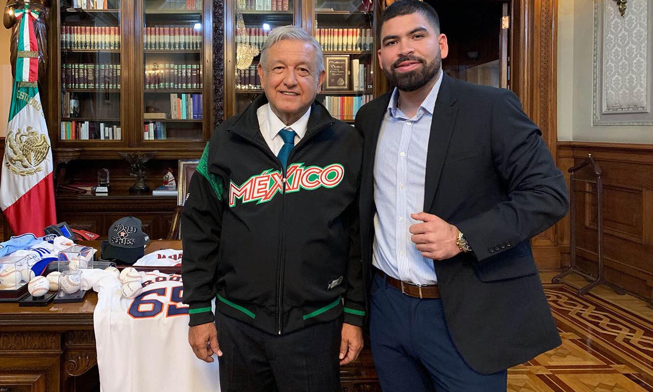 Lanza AMLO sus predicciones para la Serie Mundial 2021; es por los mexicanos y los latinos
