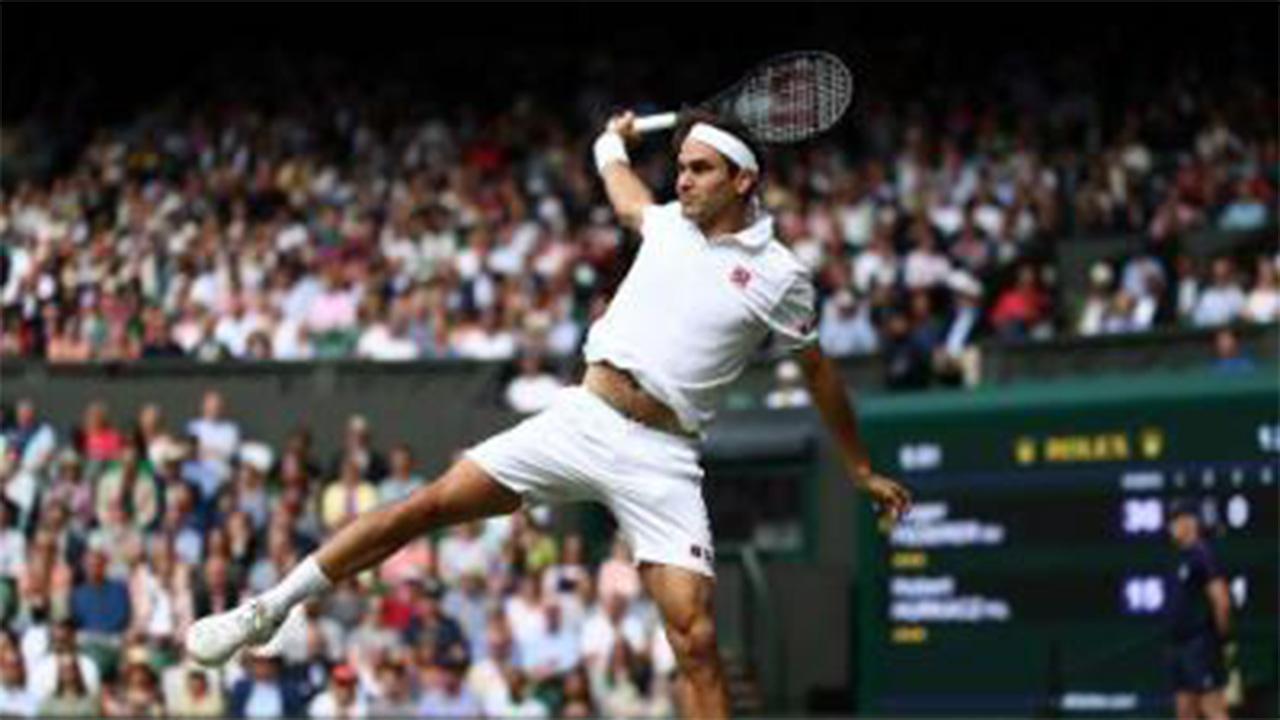 Federer saldrá del top 10 mundial