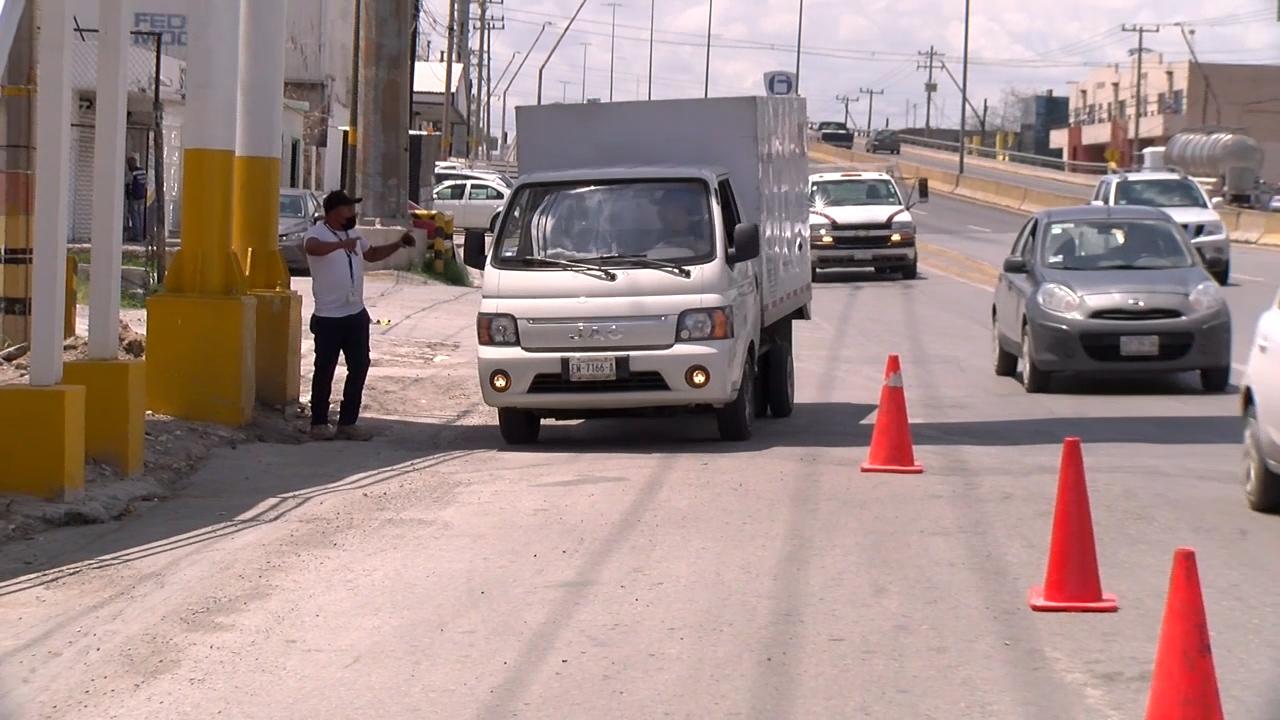 """Cobraban inspectores de transporte de Monclova 500 pesos de """"cuota de paso"""""""